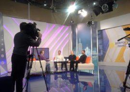 Запись на ТВ «Поморье»